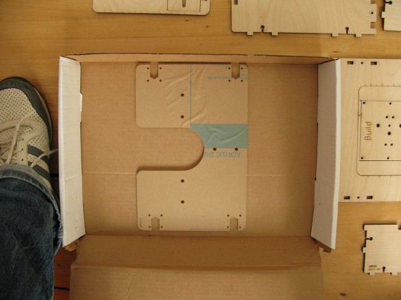 makerbot unboxing 32